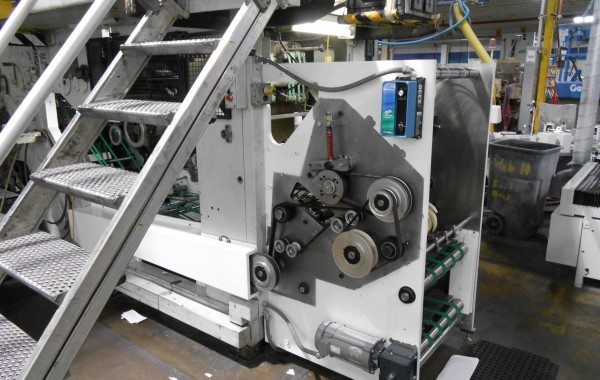 Double Delivery for Commercial Printer