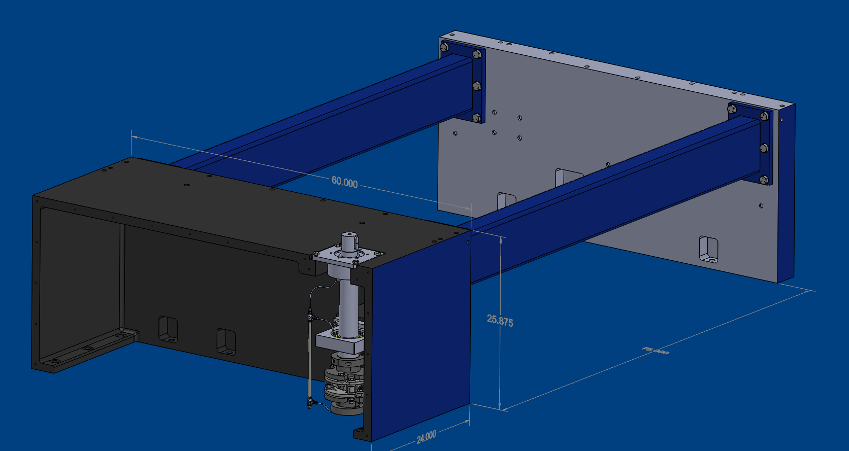 Stacking Frame - CLW Engineering Inc.